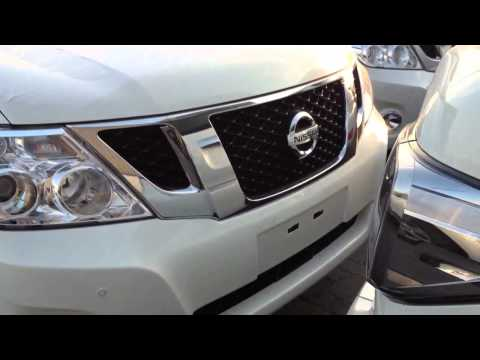 Nissan Patrol 2012 Diamond Edition
