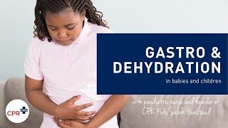 Gastro (stomach flu) in babies and children