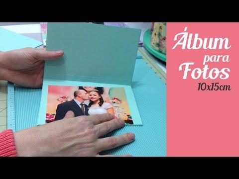 Álbum para Fotos 10x15