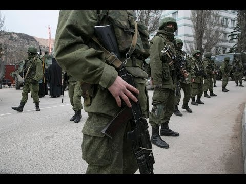 Truckloads of Russian Troops Enter Ukraine, Take Control of Border Station