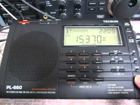 15370kHz Radio Habana Cuba