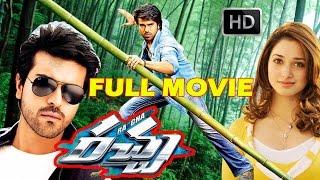 Racha Telugu Full Movie HD - Ram Charan, Tamanna - V9videos