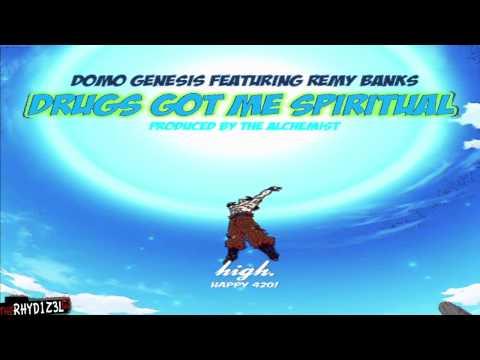 Domo Genesis - Drugs Got Me Spiritual Feat. Remy Banks (prod. by The Alchemist) [OFWGKTA]