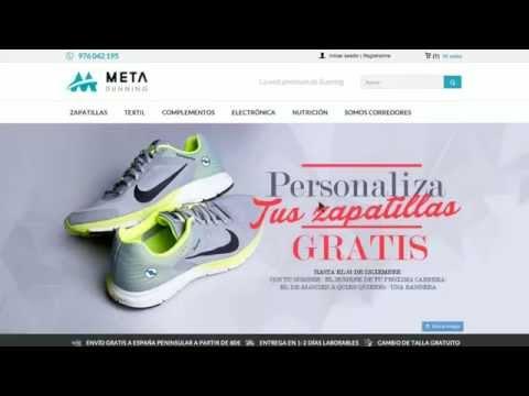 Cupón descuento MetaRunning.com tienda online de zapatillas Running
