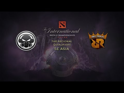 XCTN -vs- RRQ, TI4 SEA Qualifier, Day 2, Round 8