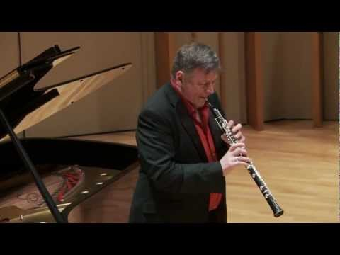 Camerata Pacifica — Haas, Suite for Oboe & Piano, Op. 17