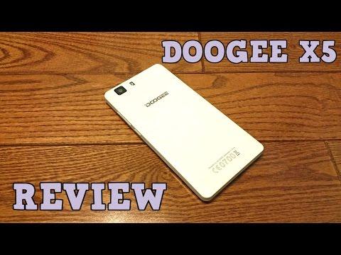 DOOGEE X5 REVIEW