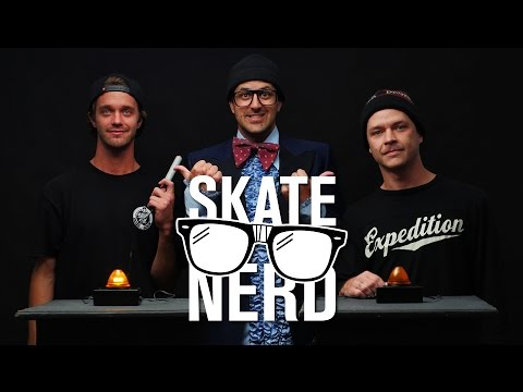 Skate Nerd: Matt Miller Vs. Ryan Gallant