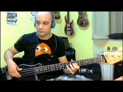 Amy Winehouse - Valerie (Bass Cover by Jecks)