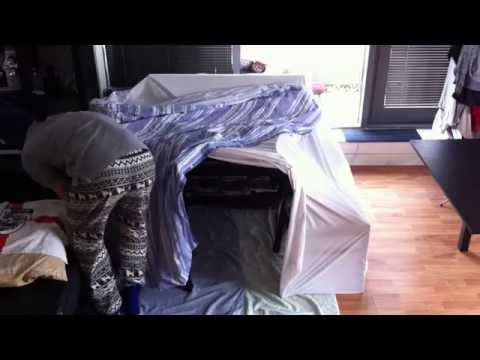 How To Make An Indoor Tent For Adults