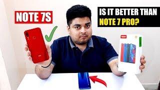 Redmi Note 7S | Is it Better Than Note 7 Pro? | 48MP Kaam Ka Ya Bas Naam Ka?