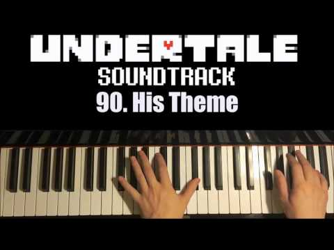 Misc Computer Games - Undertale - His Theme