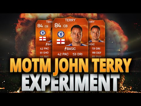 MOTM JOHN TERRY EXPERIMENT IS HE GOOD WITH 42 PACE?? FIFA 15 ULTIMATE TEAM