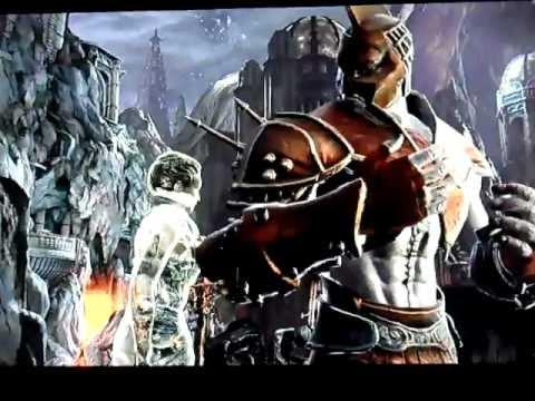 God Of War 3 Костюмы