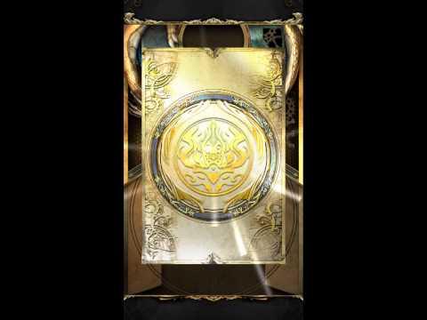 神魔之塔 — 火刃使者的禮物 抽卡 加倍之 «神運» 12連抽 白金連發