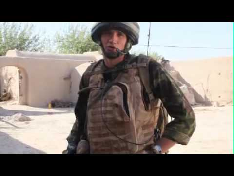 Michael Yon video of British soldiers fighting in Helmand Province, Afghanistan