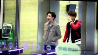 Fancam GOT7 JB kiss Bambam so funny