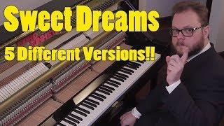 Download Lagu Sweet Dreams - 5  Different Versions Gratis STAFABAND