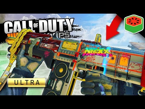 The RAREST Gun In The Game!   Black Ops 4 (Multiplayer Gameplay)