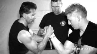 arm wrestling tips and tricks