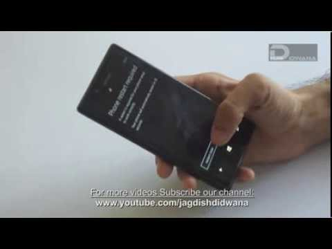 Tech Master - How to install Amber(GDR2) update in Nokia Lumia Windows Phone 8