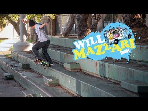 DGK - Will Mazzari Treats