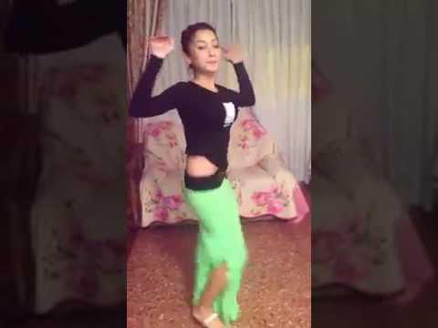 dancing hot girl