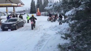SE-Team Snow Enduro Mäntsälä TE277