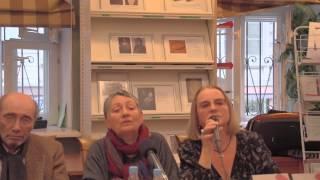 Встреча Людмилы Улицкой с соавторами и читателями сборника «Детство 45-53: а завтра будет счастье»