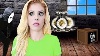 REBECCA ZAMOLO Hypnotized By GAME MASTER! (Top Secret Surveillance Footage Found Code 10)