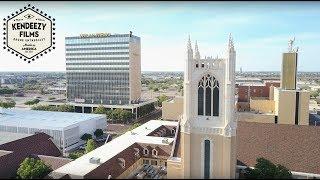 Downtown Lubbock
