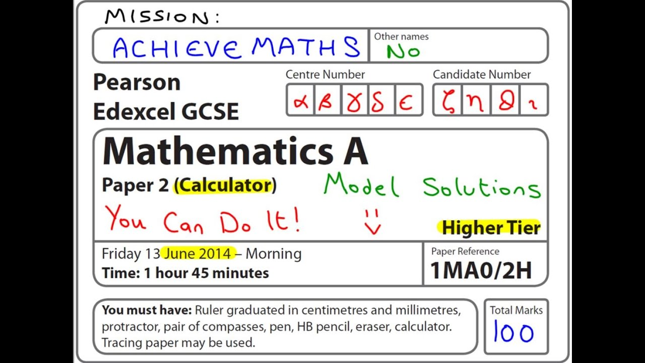 maths terminal paper revision Video tutorials, summary notes, questions by topic and video solutions of past  exam questions for aqa physics a-level unit 2.