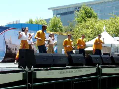 Tzofim Friendship Caravan @ Israel in the Gardens SF 2012