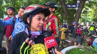 Last Sunday Ride oleh Masyarakat Pecinta Olahraga Bersepeda Bandung