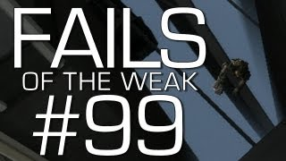 Halo: Reach - Fails of the Weak Volume 99 (Funny Halo Screw-Ups and Bloopers!)