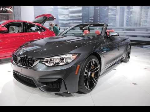 2015 BMW M4 - 2014 New York Auto Show