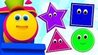 Learn Shapes | Songs for Kids | Preschool Learning Videos | Kindergarten Shapes