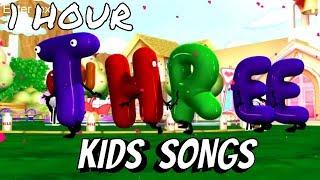 Baa Baa Black Sheep Song and Many Many More Songs | Kids Songs | Farm Animals Song