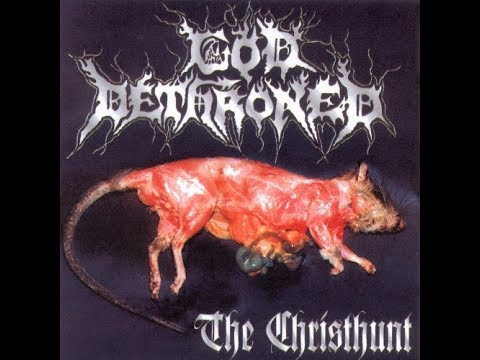 God Dethroned - The Christhunt