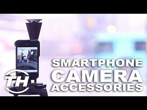 Smartphone Camera Accessories - Jamie Munro Gives Tips on Ways to Achieve the Perfect Shot