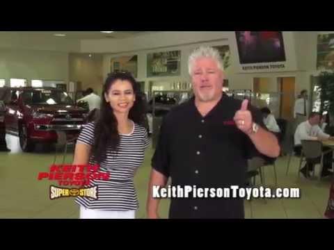 Keith Pierson Twins >> Keith Pierson Toyota - Toyota Time - YouTube