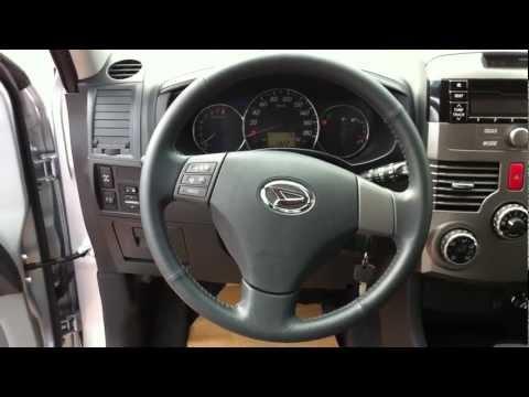 Daihatsu Terios SX A/T 2011, обзор