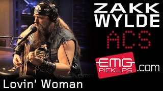 Watch Zakk Wylde Lovin Woman video