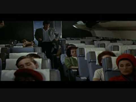 A Panair do Brasil no filme L´homme de rio de 1964