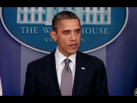 President Obama on Ending War in Iraq