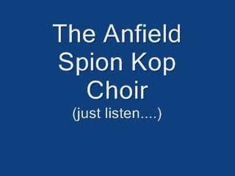 The Kop Choir - Poor Scouser Tommy
