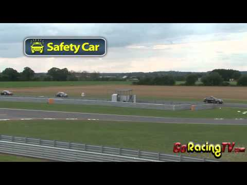 2011 UK Ford Fiesta Championship - Rounds 11 & 12 Snetterton shown on