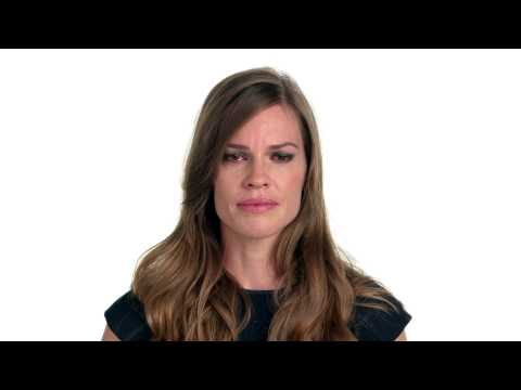 "NO MORE PSA: ""Speechless"" :30 - Hilary Swank"