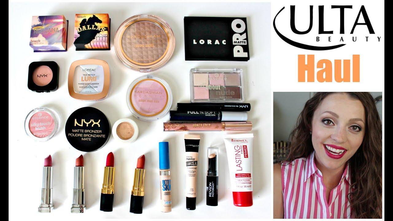 Ulta Beauty Haul   New Makeup for Summer 2015!