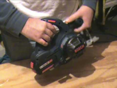 Bosch 18V Circular Saw Review